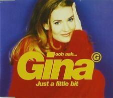 Maxi CD - Gina G - Ooh Aah...Just A Little Bit - #A2450