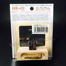 Yamamoto Sound Craft HS-4S Carbon Fiber Headshell for Turntable Audio Original