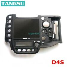 NEW For Nikon D4S Back Cover Rear Case Ass'y No LCD Display Screen Part