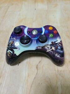 Microsoft OEM Xbox 360 Wireless Halo 3 Spartan Controller tested.