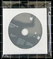 Dealer Dave Computer MAC G4 TOWER DISC SET, UNOPENED, v10.2.4, DVD V1.0 (18)