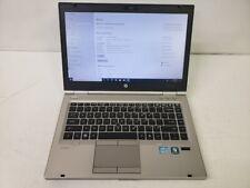 """HP Elitebook 8460P 14"""" Laptop Core i5 2.5GHz, 4GB RAM, 500GB HDD, Windows 10 Pro"""