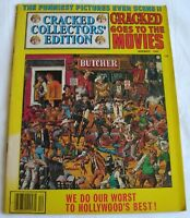 Cracked Goes to the Movies December 1980 Collectors Edition humor satire