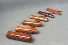 woodworking tool:6pcs High quality different size planes.Round planes#6082