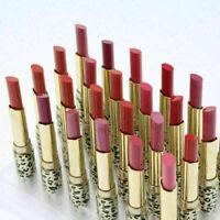 12Stk.Farbe Dauerhaften Lippenstift Set Make Up Wasserdicht K0H7 Lipstift A C5O0