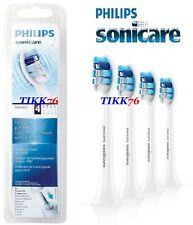 4 GENUINE PHILIPS SONICARE PRORESULTS HX9034/12 GUM HEALTH CARE BRUSH HEADS SA