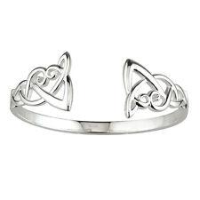 Celtic Knot Bangle s5265 Celtic Bangle - Sterling Silver