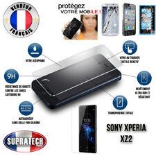 Protection d'Ecran en Verre Trempé Contre les Chocs pour Sony Xperia XZ2
