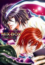 Death Note Yaoi Doujinshi, L (Ryuzaki) x Light, Mix-Box, Ukulele Rider, 124-page