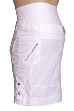 White maternity skirt - Noppies overbump maternity skirt - Large / UK14