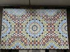 Genuine Moroccan 3D Tiles 40x25cm Ceramic (SET OF 4)