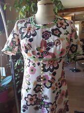 Robe d'été T36/38  vintage 70 Summer dress Vestido de verano size XS/S