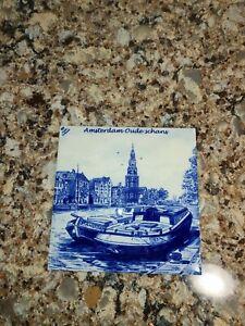 Delft Holland ceramic tile