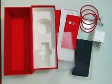 OnePlus 7T - 128GB - Frosted Silver (Dual SIM) - No Lock SIM - Vetro danneggiato