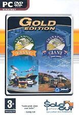 Transport Giant Gold Edition PC/Jeu/Ordinateur/Vidéo/Stratégie/Australie/JoWood