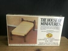 1:12 scale NIB Miniature: single bed kit by Daisy House DAS015