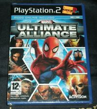 MARVEL ULTIMATE ALLIANCE PS2 PRECINTADO NUEVO
