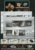 Brit. Antarktis BAT Antarctic 2010 Jahrgang Kpl. Year Set 515-544 Postfrisch MNH