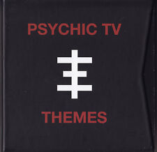 PSYCHIC TV - 6 CD - THEMES