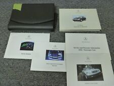 2006 mercedes benz s class s55 amg owners manual