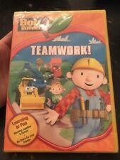 Bob the Builder: Teamwork Back to School Packaging (DVD, 2009, Back to School...