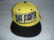 New Yellow/Black Cage Fighter ETG Embrace the Grind Snapback