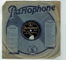 78 tours VALROY Disque Phono UN MARSEILLAIS A LA CHAMBRE - PARLOPHONE 80343 RARE