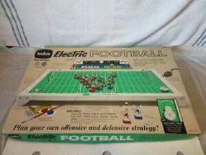 Original Tudor Electric Football Game Model No.  500 Vintage