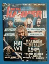 Metal-Hammer März  2019 mit CD!!! Meximum Metal  ungelesen  1A absolut TOP