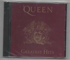Queen Greatest Hits 1992 CD We Will Rock You, We are the Champions, Killer Queen