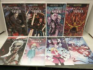 Buffy the Vampire Slayer Angel + Spike Lot of 8 Comics 9-16 NM Boom! Studios