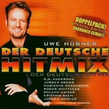Der Deutsche Hit Mix (2003, Uwe Hübner, BMG/AE) Mike Bauhaus, Olaf Henn.. [2 CD]