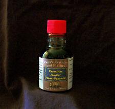 Papa's Premium Amber Rum Essence one 2 oz Bottle.
