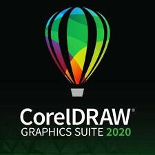 CorelDRAW Graphics Suite 2020 PC / MAC 6 Months Digital License Key