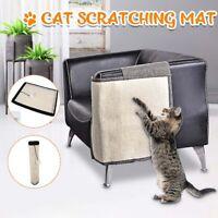 Pet Cat Scratch Guard Mat Scratching Post Furniture Sofa Anti-Scratch
