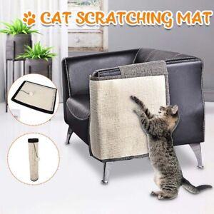 Pet Cat Scratch Guard Mat Anti-Scratch Scratching Post Sofa  Furniture Protector