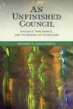 UNFINISHED COUNCIL - NEW PAPERBACK BOOK