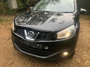NISSAN QASHQAI J10 1.6 PETROL HR16 2011 Z11 METALIC BLACK WHEELBOLT BREAKING