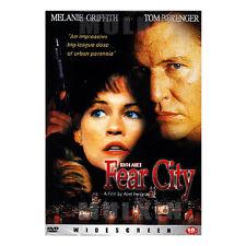 Fear City (1984) DVD - Abel Ferrara, Melanie Griffith (*New *All Region)