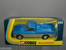 CORGI  TOYS MODEL No.493     MAZDA B1600 PICK-UP  MIB