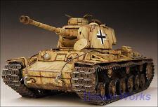 Award Winner Built Trumpeter 1/35 German Captured KV-1 Tank