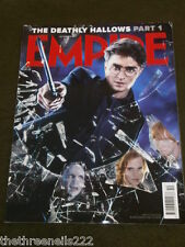 EMPIRE SUBSCRIBER COVER #256 - HARRY POTTER THE DEADLY HALLOWS - OCT 2010
