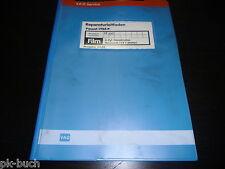 Microfich VW Passat 35i 4 Zylinder Diesel Motor Mechanik 1Y AAZ 1,9 Liter 02/89