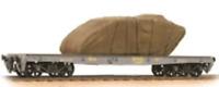 Bachmann 38-740 OO Gauge WD Grey Parrot Bogie Wagon w Tank Load