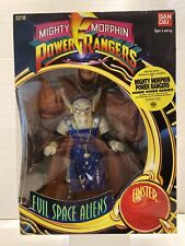 """#1567 Mighty Morphing Power Rangers Evil Space Aliens Action 8/"""" Figure"""