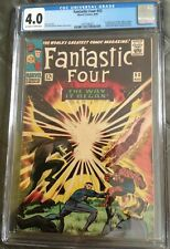 Fantastic Four #53 CGC 4.0 1st Appearance Klaw 2nd Appearance Black Panther 1966