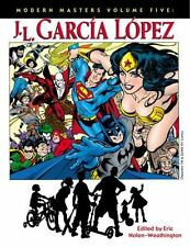 J. L. García López Vol. 5 by Eric Nolen-Weathington (2005, Paperback)