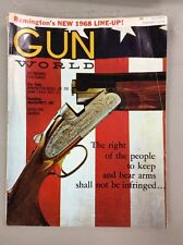 Vintage Gun World Magazine Feb 1968 Winchester Model 100 .308 Weatherby's .240