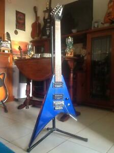 Jackson Super V Electric Guitar