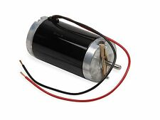NEW 12V DC Electric Motor 0.65HP at 3500RPM CW
